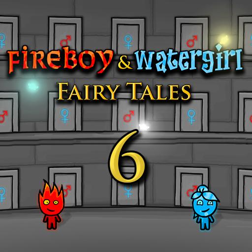 FIREBOY WATERGIRL 6: FAIRY TALES
